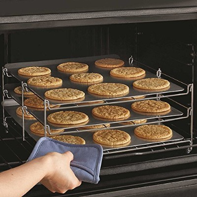 Real Simple 3-Tier Cooling Rack by Real Simple