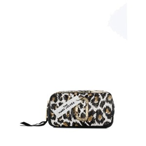 Marc Jacobs The Trompe L'Oeil Snapshot pouch - ブラウン