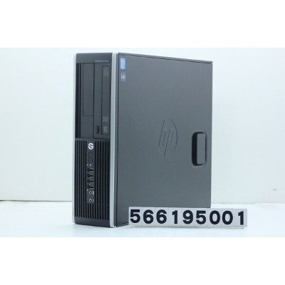 hp Compaq Elite 8300 SFF Core i7 3770 3.4GHz/8GB/1TB/Multi/RS232C/Win10【中古】【20190611】
