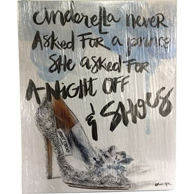Oliver Gal O77 Ginderella`s Night off JIMMY CHOO (13×16インチ:33.02×40.64cm)