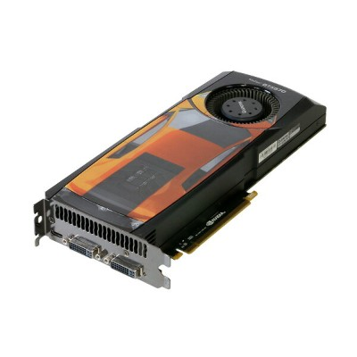 Leadtek Research GeForce GTX 570 1280MB Dual-Link DVI *2/mini HDMI PCI Express x1 WinFast GTX570【中古...