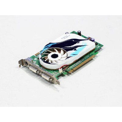 Leadtek GeForce 8600 GT 256MB DVIx2/TV-out PCI Express x16 WinFast PX8600 GT TDH【中古】【送料無料セール中! ...