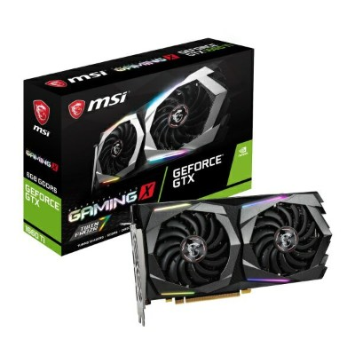 MSI GeForce GTX 1660 Ti GAMING X 6G [GTX1660Ti/GDDR6 6GB] GeForce GTX 1660Ti 搭載グラフィックカード