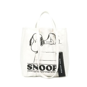 Marc Jacobs Snoopy ハンドバッグ - ホワイト