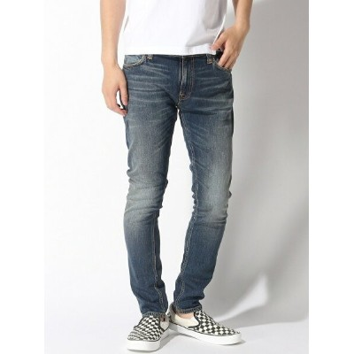 【SALE/50%OFF】nudie jeans nudie jeans/(M)Skinny Lin ヌーディージーンズ / フランクリンアンドマーシャル パンツ/ジーンズ スキニージーンズ ブルー...