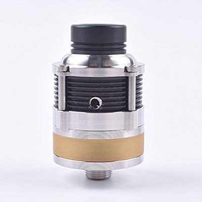 SXK Pyrogeyser Style 22mm RDTA Rebuildable Dripping Tank Atomizer w/by noname mod 510 thread