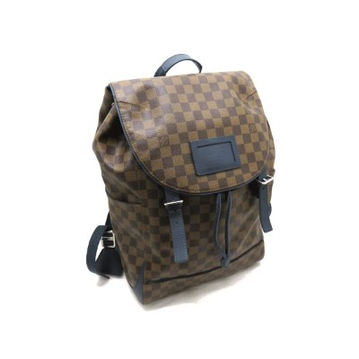 LOUIS VUITTON ルイヴィトン ダミエ ランナー バックパック リュックサック N41377
