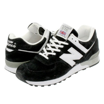 NEW BALANCE M576KGS 【MADE IN ENGLAND】 ニューバランス M576 KGS BLACK/WHITE