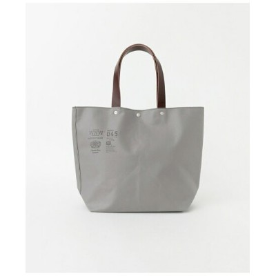 WORK NOT WORK 横濱帆布鞄×WORKNOTWORKBoatToteBag ワーク・ノット・ワーク バッグ トートバッグ ホワイト【送料無料】