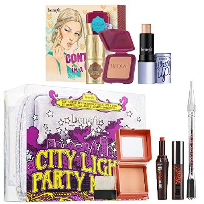 Benefit(ベネフィット) 限定版 City lights, Party nights Value Set + Contour in a Quickie [海外直送品] [並行輸入品]