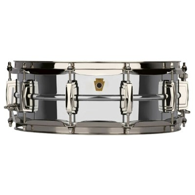 """Ludwig LB400BN [""""Super Ludwig COB (Chrome Over Brass)"""" Snare Drum 14"""" x 5""""]"""