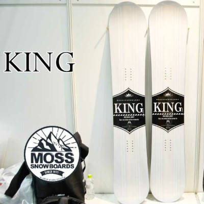 19-20 moss snowboards モス KING キング ship1【返品種別OUTLET】