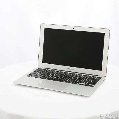 【中古】Apple(アップル) MacBook Air 11.6-inch Mid 2013 MD712J/A Core_i5 1.3GHz 4GB SSD256GB 〔10.9 Mavericks...