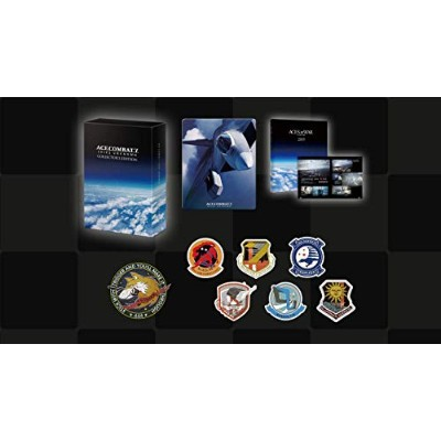 【PS4】ACE COMBAT? 7: SKIES UNKNOWN COLLECTOR'S EDITION【早期購入特典】「ACE COMBAT? 5: THE UNSUNG WAR (...