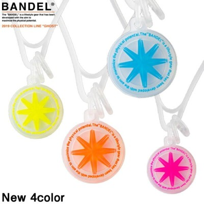 "【SS中500円off】【着後レビューでBANDELグッズ!】BANDEL バンデル NECKLACE 19-03 ネックレス 2019 COLLECTION LINE""GHOST""ゴースト..."