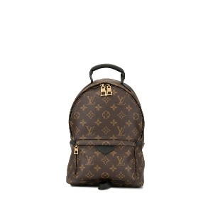 Louis Vuitton Pre-Owned パームスプリングス PM バックパック - ブラウン