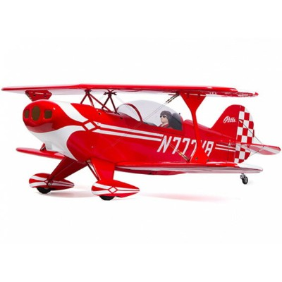 """Kingcraft Pitts Special S-2B 1200mm (47"""") ARF (Red)"""