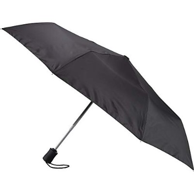 Lewis N Clark 744465 Compact Umbrella - Black