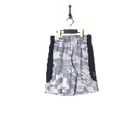 UNDER ARMOUR UA Baseline Short○1317951 White / / graphite キッズ・ベビーファッション