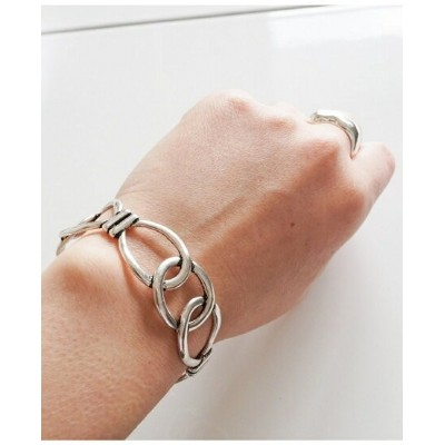 【SALE/40%OFF】Nothing And Others NothingAndOthers/Chain Overlap Bangle ナッシングアンドアザーズ アクセサリー ブレスレット...