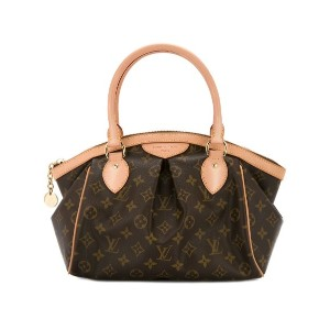 Louis Vuitton Pre-Owned Tivoli PM トートバッグ - ブラウン