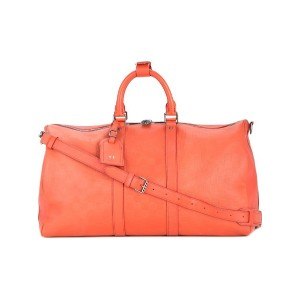 Louis Vuitton Pre-Owned Keepall 45 Bandouliere トートバッグ - レッド