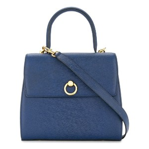 Céline Pre-Owned レザー ハンドバッグ - ブルー