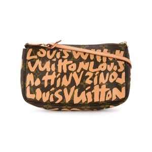 Louis Vuitton Pre-Owned Pochette ハンドバッグ - ブラウン