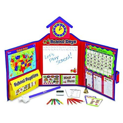 Learning Resources Pretend & Play Schoolセット LER2642