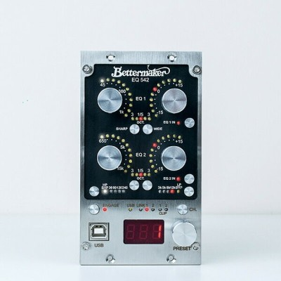 Bettermaker EQ 542(VPR Alliance)(お取り寄せ商品)