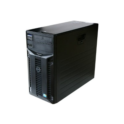 PowerEdge T310 DELL Xeon X3430 2.40GHz/4GB/300GB *4/DVD-ROM/PERC H700/電源ユニット *2【中古】【送料無料セール中! ...