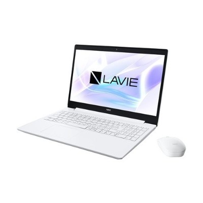 NEC PC-NS700NAW ノートパソコン LAVIE Note Standard カームホワイト