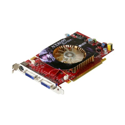 MSI GeForce 8600 GT 256MB DVI*2/TV-out PCI Express x16 NX8600GT-T2D256E/D3【中古】【送料無料セール中! (大型商品は対象外)】