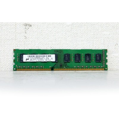 MT16JTF25664AZ-1G1F1 Micron Technology 2GB DDR3-PC8500 DDR3-1066 1.5V 240pin【中古】