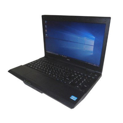 中古ノートパソコン Windows10 Pro 64bit NEC VersaPro VK26TL-G (PC-VK26TLNE1N3G) Core i5-3230M 2.6GHz/4GB...