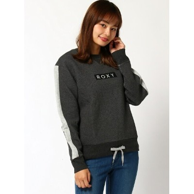 【SALE/30%OFF】ROXY (W)FORSTERI PULL OVER ロキシー カットソー カットソーその他 グレー【送料無料】