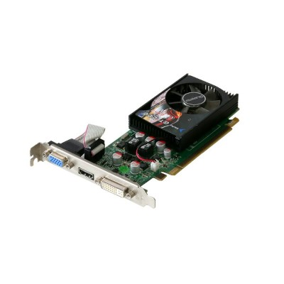 Leadtek Research GeForce GT 220 1GB VGA/HDMI/DVI PCI-Express 2.0 x16 WinFast GT220 1024MB DDR3【中古】...