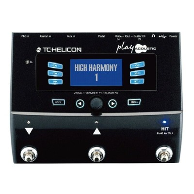 TC HELICON Play Acousticメーカー保証3年間に!延長保証キャンペーン実施中!(※要WEB製品登録)】