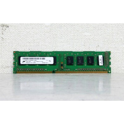 MT8JTF25664AZ-1G4D1 Micron Technology 2GB PC3-10600U DDR3-1333 240pin DIMM【中古】