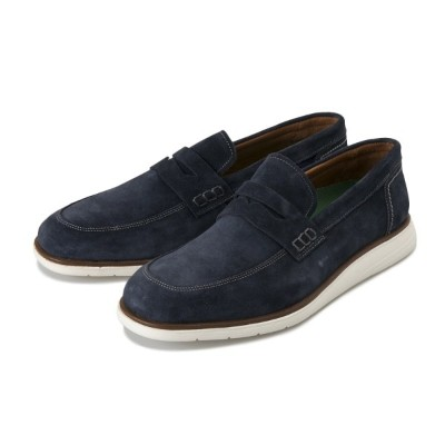 【HAWKINS】 ホーキンス TR BROMLEY LOAFER ティアール・ブロムリ—・ローファー HL19010 S/NAVY