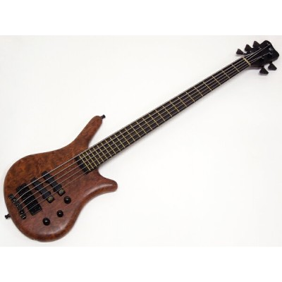 Warwick ( ワーウィック ) Thumb Bass Neck Through 5st 2018 / Natural Oil Finish 【サムベース 5弦 WO 162870 】