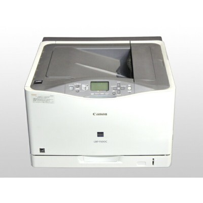 LBP9500C Canon A3カラーレーザープリンタ 約13.5万枚 両面印刷対応【中古】