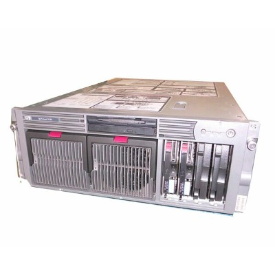 HP ProLiant DL585 407658-291【中古】Opteron-885 2.6GHz×4/32GB/HDDレス(別売り)