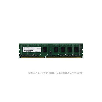 アドテック サーバ用 増設メモリ DOS/V用 DDR3-1066 UDIMM 4GB ADTEC ADS8500D-4GUDIMM DDR3 SDRAM (PC3-8500 240pin...