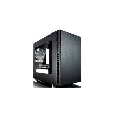 FRACTAL DESIGN フラクタルデザイン Define Nano S−Black−Window version FD−CA−DEF−NANO−S−BK−W