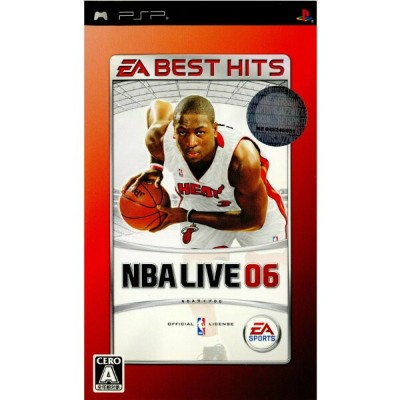 【中古】[PSP]EA BEST HITS NBAライブ 06(ULJM-05182)(20061012)