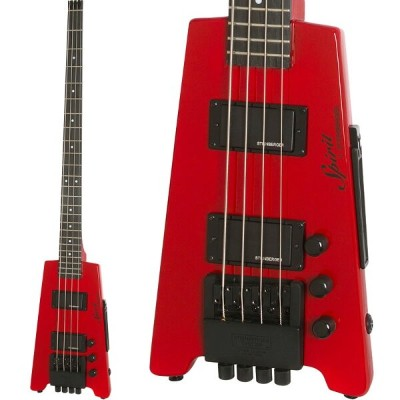 STEINBERGER 《スタインバーガー》 Spirit XT-2 STANDARD Bass (HR/Hot Rod Red)
