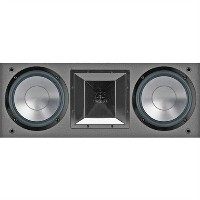 BIC America FH6-LCR Dual 6.5-Inch 175-Watt LCR Speaker スピーカー with Mid High Frequency Horn 送料無料