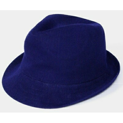 KANGOL(カンゴール) ハット BAMBOO ARNOLD TRILBY, Navy