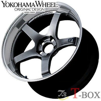 YOKOHAMA WHEEL ADVAN Racing GT for European Cars 20inch 10.5J PCD:120 穴数:5H カラー : MHB アドバンレーシング